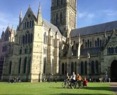 The people of Salisbury really like god, Trowbridge Folk Club, tour 3