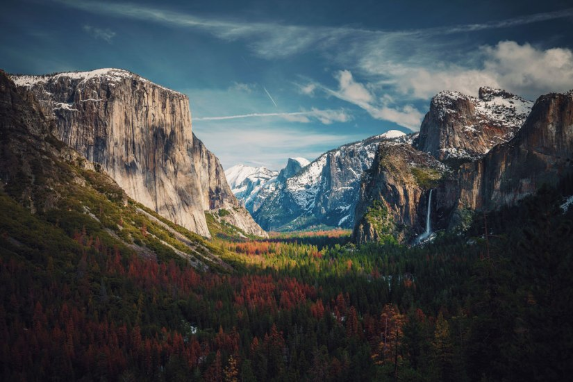 Yosemite Valley is a pristine environment and Pedal Forward Bikes & Adventure is committed to supporting the protection of our forests, wilderness, rivers, and lakes.