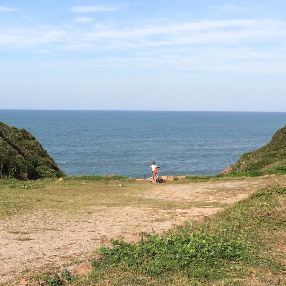 Estacionamento Praia da Joaquina