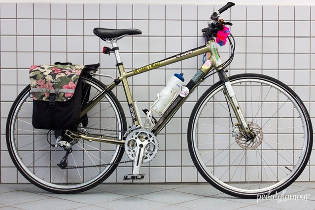 Como levar a bicicleta no ônibus de viagem