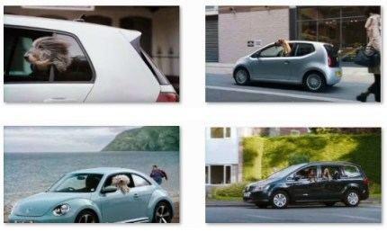 The ASA rejected dozens of complaints about a VW ad showing dogs with their heads out of car windows.