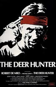 The Deer Hunter - poster