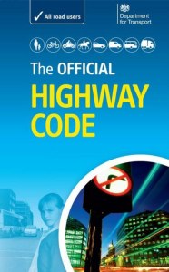 The Highway Code book cover