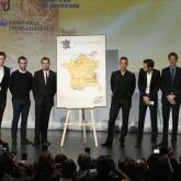 Star-studded line-up for the 2012 TdF. [P] Cor Vos
