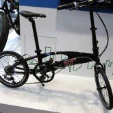 Dahon ST folding bike for Ford [P] Chris Redden