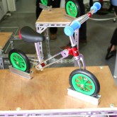 Super tiny folding kid's bike [P] Chris Redden
