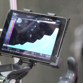 Tacx trainer wireless output to iPad [P] Chris Redden