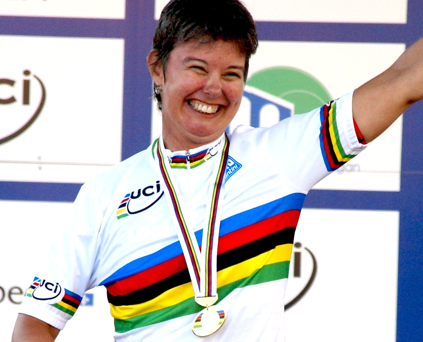 Shelley Gautier - Para Cycling World Champion  ©  Shelley Gautier Foundation