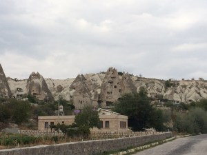 Another view from Goreme