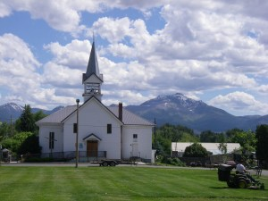 Prairie City United Methodist Church, Oregon