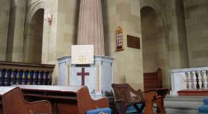 Is this pulpit the property of God or the congregation?