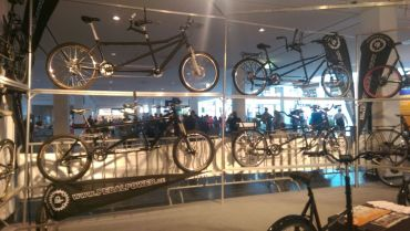 Messestand Eurobike 2014 Pedalpower