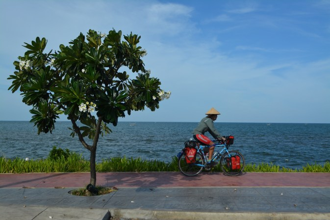 southern thailand bike touring