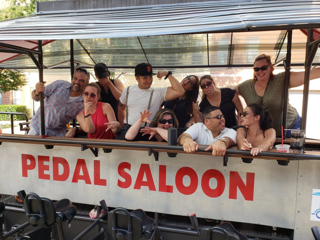 Top 5 Adult Birthday Party Ideas In Houston Pedal Saloon