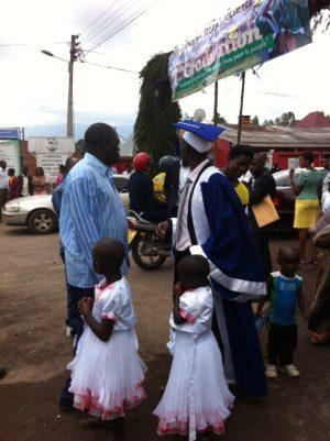 Graduation Musanze