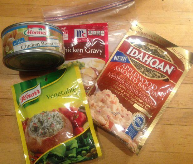 freezer bag cuisine