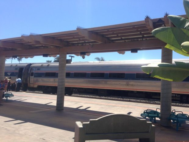 Amtrak Express Surfliner