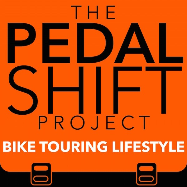 The Pedalshift Project || Bike Touring Lifestyle