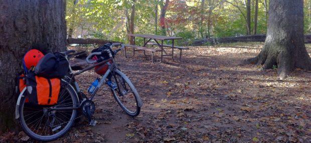 sturdier touring bike touring