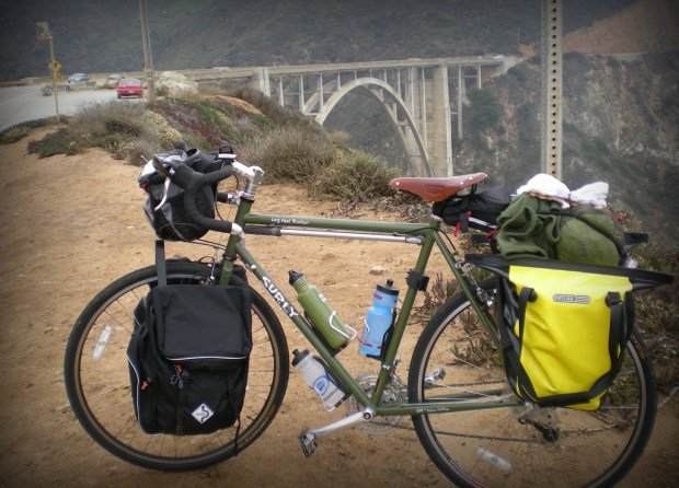 The Pedalshift Project 047 California Coast Bike Touring