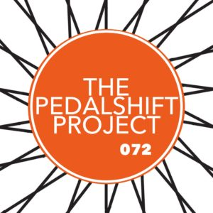 The Pedalshift Project 072: Chasing 70 degrees by bicycle