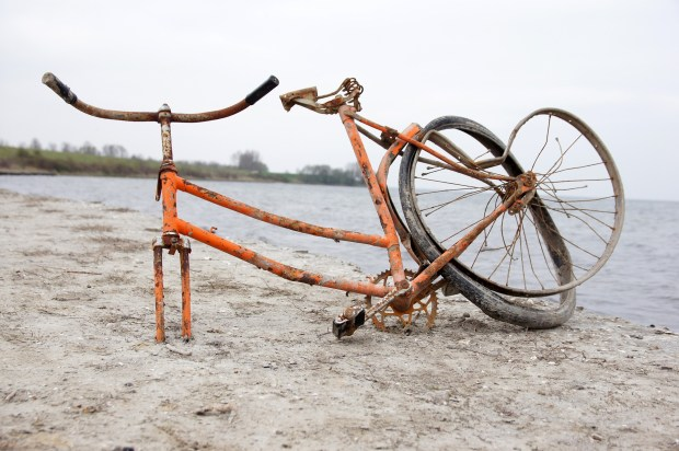 emergency items for your next bike tour