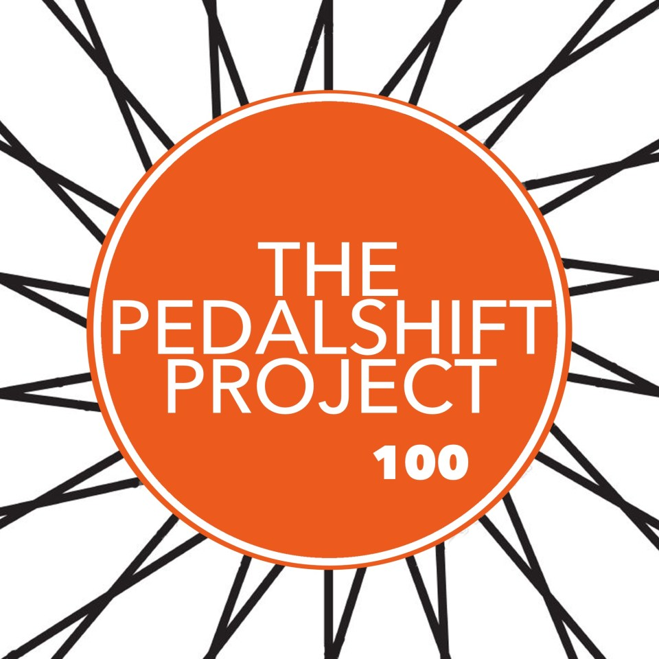The Pedalshift Project 100