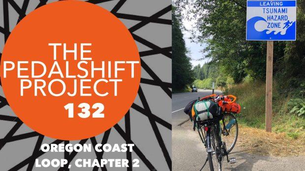 Pedalshift 132 Oregon Coast Loop