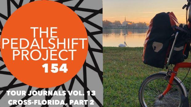 Cross-Florida Bike Tour, part 2