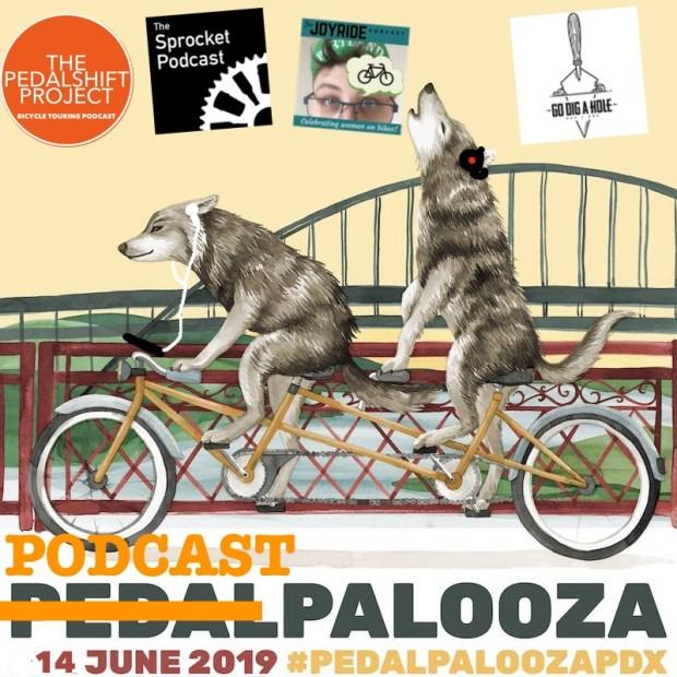 Podcastpalooza - June 14, 2019 - Portland, OR