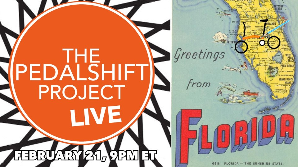 Pedalshift Live - February 21, 2020