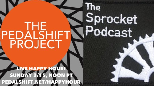 SprocketShift Happy Hour 3/15/20