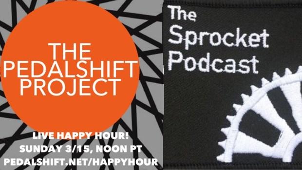 SprocketShift Happy Hour 3/15/20