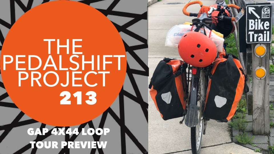 The Pedalshift Project 213: GAP 4x44 Loop Preview