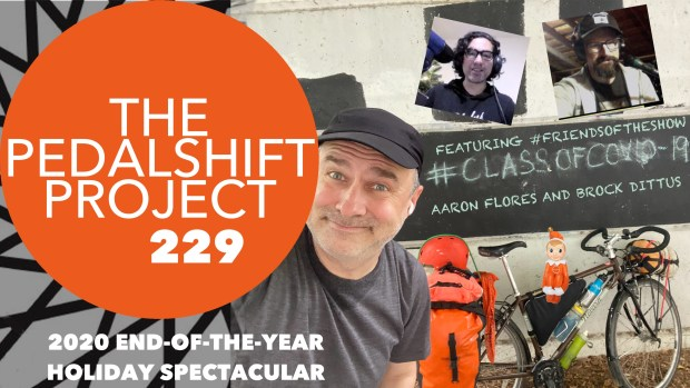 Pedalshift 2020 End-of-the-Year Holiday Spectacular