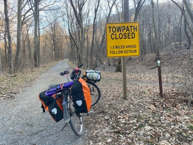 Pedalshift 237: Paw Paw Tunnel Bypass Part 1