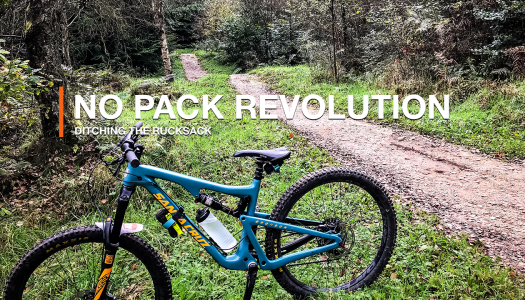 The No Pack Revolution
