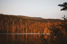 Timpanogas Lake.