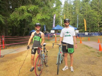 The Diamond Lake Endurance Duathlon