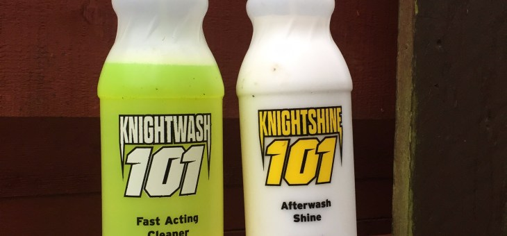 KnightWash 101 and KnightShine 101 review!