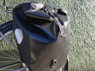 Rear panniers from Ortlieb