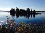 Island retreat ...