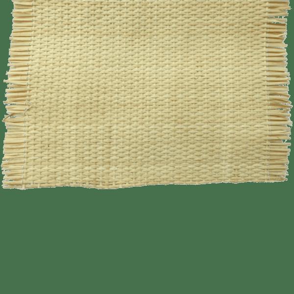 Geschlossenes Flechtgewebe aus 5mm Peddigschiene