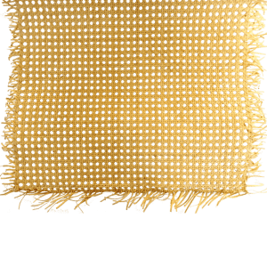 Offenes Flechtgewebe, Wiener Stuhlgeflecht für Thonet Stuhl