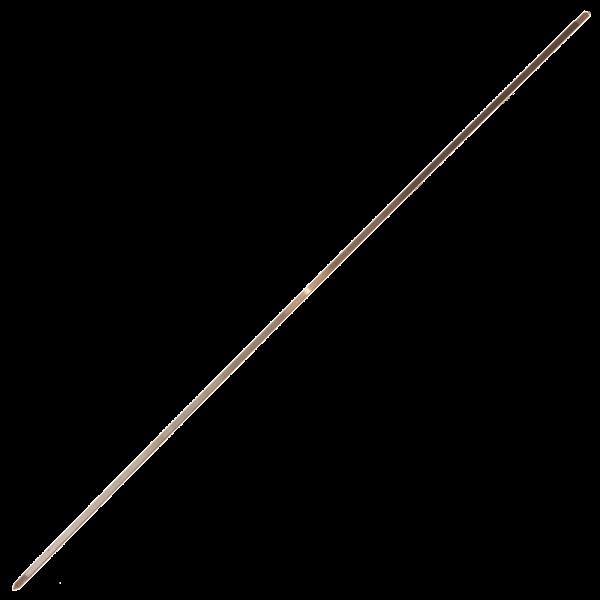 Flechtnadel Durchziehnadel 80cm für Stuhlgeflecht