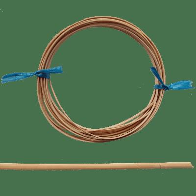Abdeckschiene Abdeckband Rolle 8m Blauband Stuhlgeflecht