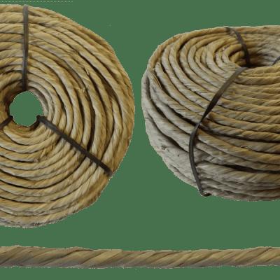 Binsenschnur Seegras gedreht natur 1kg