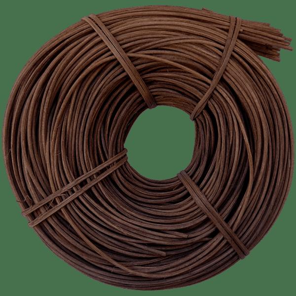 Peddigrohr Braun geräuchert Flechtmaterial Korbflechten