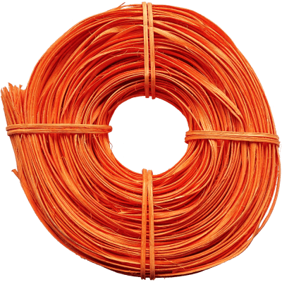 Peddigschiene - Orange - Apricotorange - 5mm 250g Rolle