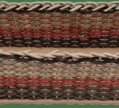 Blumenkasten 40 x 12 cm Peddigschiene Anwendungsbeispiel